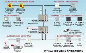Dukane Nurse Call Wiring Diagram