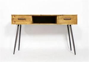 Bureau Vintage Pas Cher : bureau vintage pas cher mobilier scandinave vintage pas cher ob abab e aaaabdc cf bde bureau ~ Teatrodelosmanantiales.com Idées de Décoration