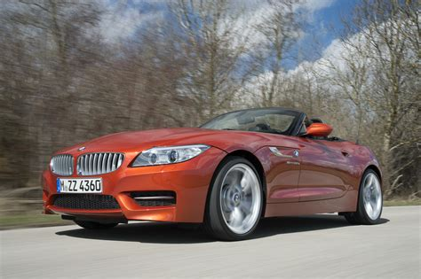 An Allnew Bmw Z4 Should Launch Before 2020 Carscoops