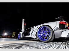 Liberty Walk Lamborghini Aventador LP750 SV Widebody