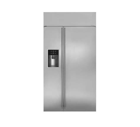 monogram zissdkss  built  side  side refrigerator castle kitchens