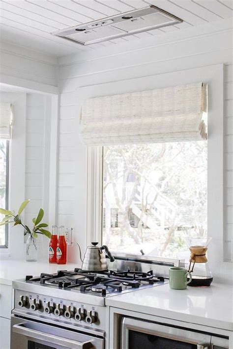 stove  window design ideas