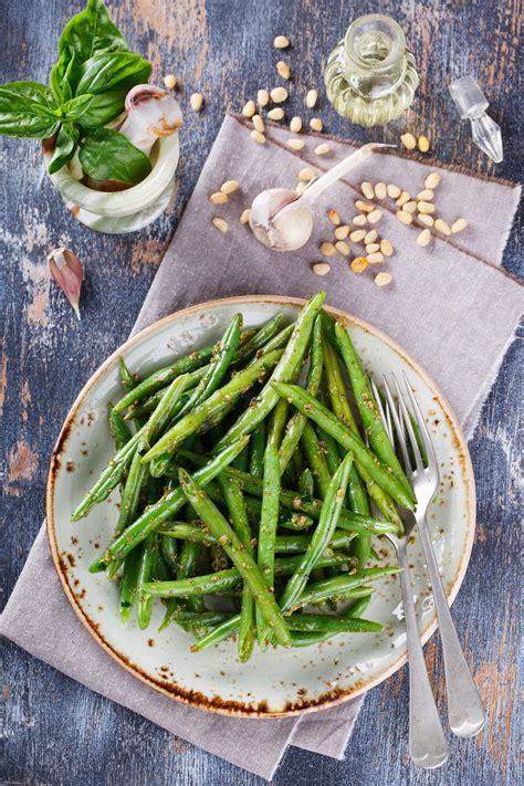 haricots verts cuisin駸 recette haricots verts au pistou