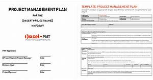 Project Management Plan Example  U0026 Template