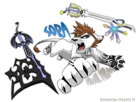 Lion Sora From Kingdom Hearts 2 Images Pride Lands Sora