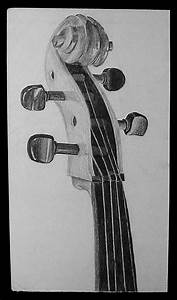 Cello Scroll Drawing | www.pixshark.com - Images Galleries ...