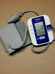 Omron Manual Inflation Blood Pressure Monitor For Sale