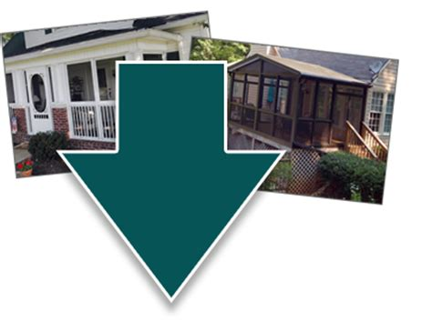 Screened In Porch Cost Calculator by Get A Free Screened In Porch Cost Estimate Today
