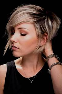 Coiffure Femme 2018 Court : coiffure court femme 2018 ~ Nature-et-papiers.com Idées de Décoration
