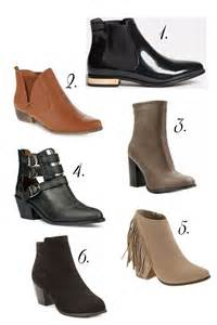 fashion and from south africa lust list ankle boots