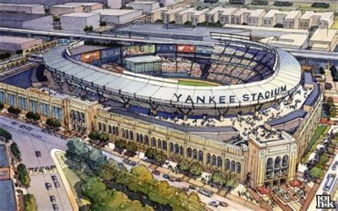 Atlanta Skyline Desktop Wallpaper New Yankee Stadium
