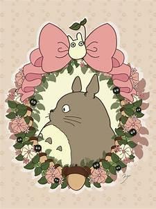 I love Kawaii: Cute Totoro