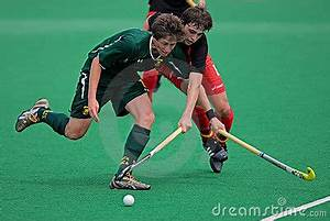 Men's Field Hockey Action Editorial Photography - Image ...