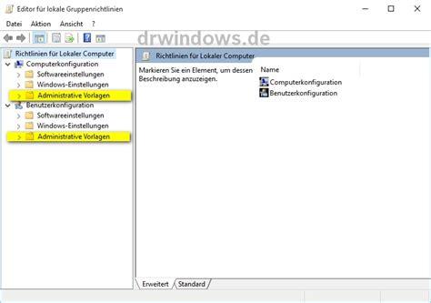 windows 10 gpo templates administrative templates admx for windows 10 gruppenrichtlinien vorlagen f 252 r windows 10