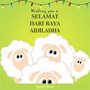 Hari Raya Aidiladha Wishes, Greetings, Messages, Cards ...