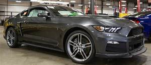 Side Scoops By Air Design 2015 2019 Mustang Roush Quarter Panel Side Scoops Magnetic