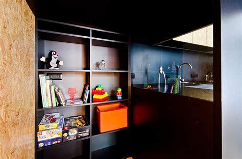 kid friendly multifunctional design studio  apartment