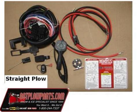 Bos Plow Wiring Kit by Snow Plow Mount Lta05490 Undercarriage Jeep Sport Duty
