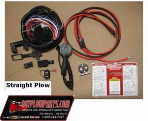 Boss Control Kit Smarttouch 2 Rt3 Straight Plow Stb15103