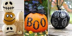 Tete De Citrouille Pour Halloween : d coration citrouille d 39 halloween par ici toutes nos id es pour le 31 octobre ~ Melissatoandfro.com Idées de Décoration
