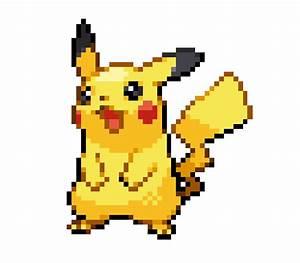 pikachu sprites | Tumblr