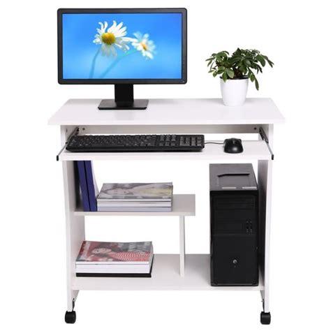 bureau d ordinateur table bureau ordinateur étude clavier tablette achat