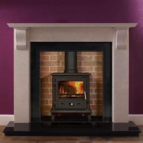 """Corbel Marble Fire Surround 54""""  Marble Fireplaces"""