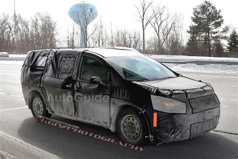 Next Generation Chrysler Minivan by Chrysler Closes Plant To Prepare For Next Minivan