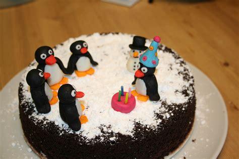 snowman marshmallows pingu kake til nadine s 4 årsdag les bonnes recettes
