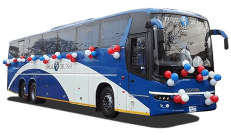 royal cruiser  bus ticket booking volvo bus ticket