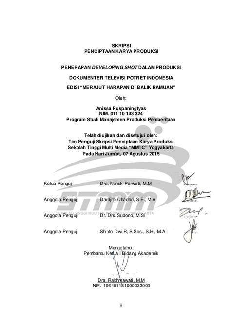 Contoh Jurnal Ilmiah Akademik - Contoh Three