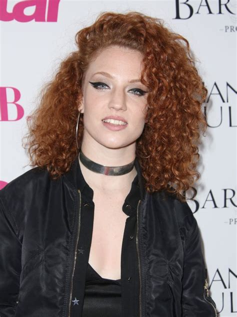 Ginger Curly Hairstyles