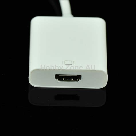 dock connector to hdmi hdtv tv adapter for 1 2 3