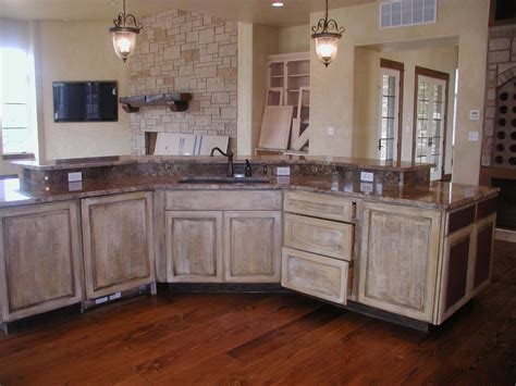 White Rustic Kitchen Cabinets Diy  Good Looking