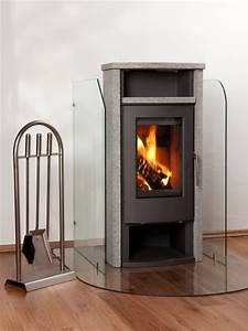 Hitzeschutz Ofen Möbel : hitzeschutzwand kaminofen klimaanlage und heizung zu hause ~ Michelbontemps.com Haus und Dekorationen