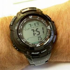 Download Free Casio Pro Trek Watch User Manual Software