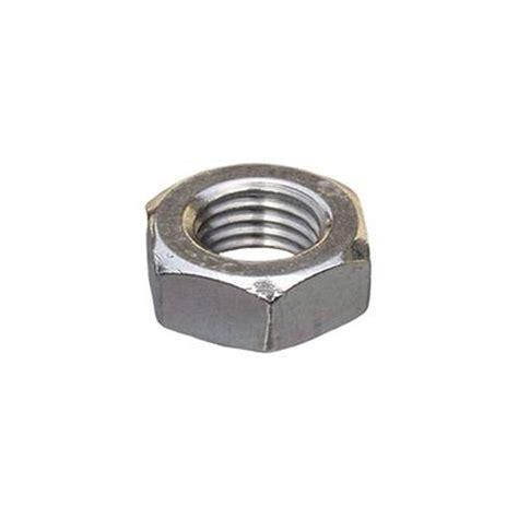 ecrou hexagonal m6 m8 m12 pas 224 droite ou 224 gauche en acier inoxydabl