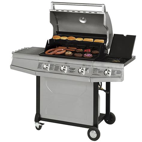 brinkmann grill 14 gas grillss compareand brinkmann pro series 4 burner gas grill