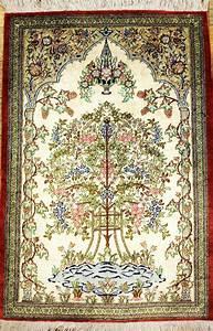 tapis persan ghoum soie 88x60 gobelins tapis With tapis persan soie