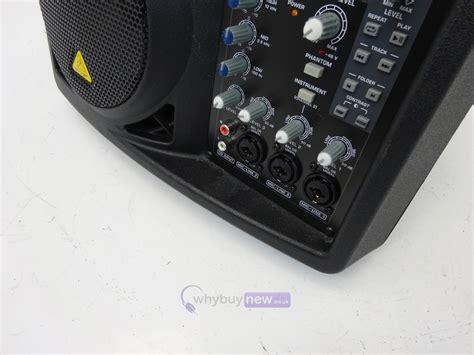 behringer b207 mp3 speaker whybuynew