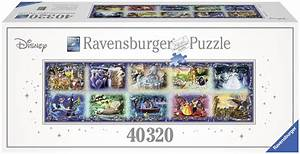 Puzzle Online Kaufen : unvergessliche disney momente 40320 teile ravensburger puzzle online kaufen ~ Watch28wear.com Haus und Dekorationen