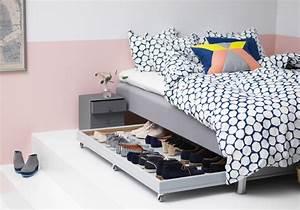Rangement Sous Le Lit : ces d tournements de meuble et objet ikea sont dingues elle d coration ~ Farleysfitness.com Idées de Décoration