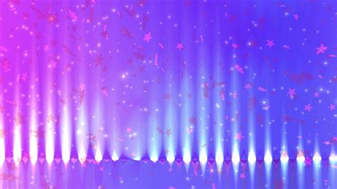 4k Relaxing Pink Stars Moving Background Aavfx