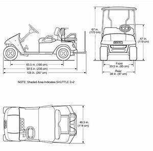 Dimensions Golf 5 : how wide is a golf cart for trailers garages and more ~ Medecine-chirurgie-esthetiques.com Avis de Voitures