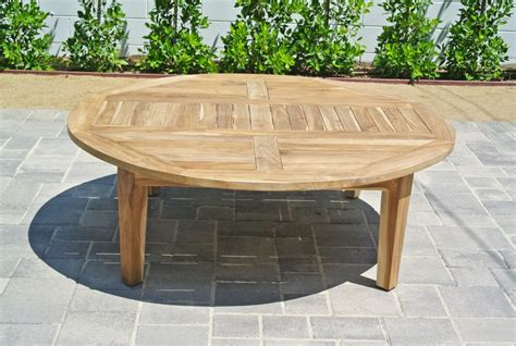 outdoor chat table teak furniture outdoor table