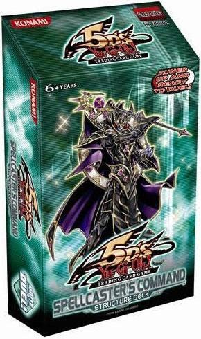 spellcaster s command structure deck yugioh card prices