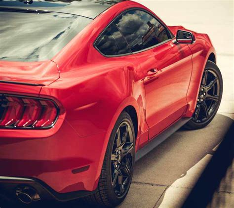 2018 Ford® Mustang Sports Car  Pure Exhilaration Fordca