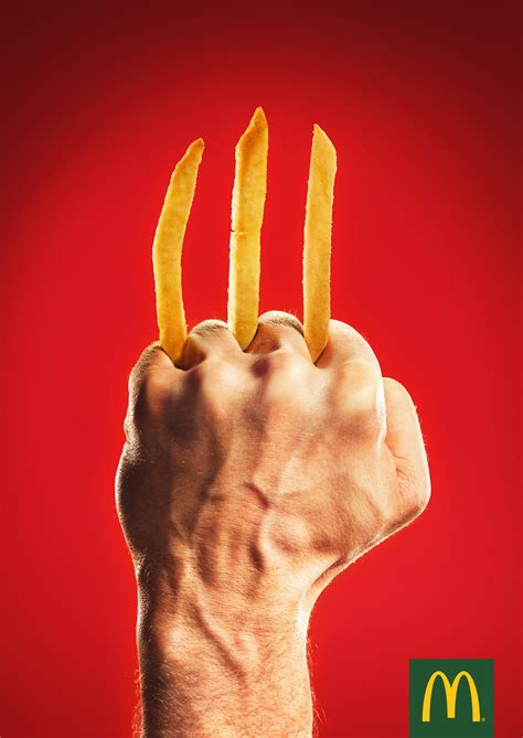 Best Advertising Mcdonald S Wolverine Ads Of The World Advertising