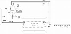 Simple Electrical Wiring Diagrams With Dimmers