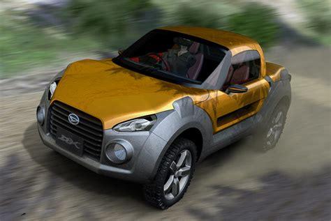 Daihatsu Imagines A Small Concept Car That Can Transform